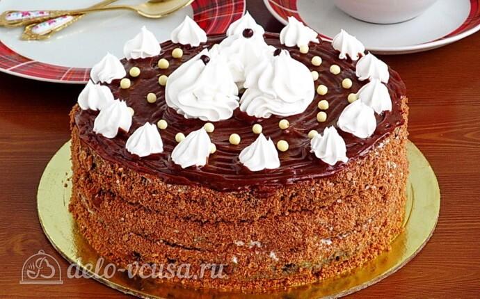 Торт Утреннее вдохновение