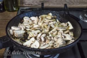 Свинина с грибами и болгарским перцем в горшочках: фото к шагу 2.