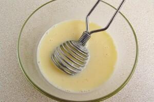 Яблочный макаронник: фото к шагу 7.