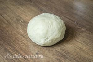 Янтык с грибами и сыром: фото к шагу 2.