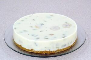 Низкокалорийный йогуртовый торт с бананом и киви: фото к шагу 15