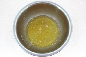 Низкокалорийный йогуртовый торт с бананом и киви: фото к шагу 5.