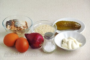 Салат Прима классический: Ингредиенты