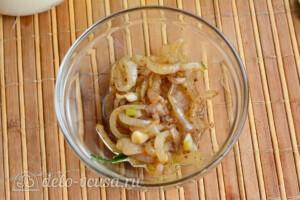Салат с куриной печенью и свежим огурцом за 20 минут: фото к шагу 2