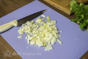 Суп с фрикадельками и нутом: фото к шагу 2.