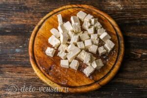 Теплый салат с молодым картофелем и спаржей: фото к шагу 4