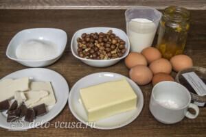 Торт Эстерхази: Ингредиенты