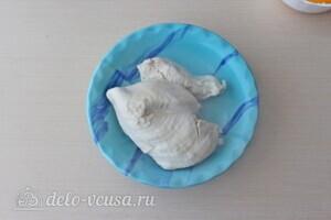 Низкокалорийная лазанья из кабачков с курицей: фото к шагу 1.