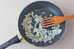 Низкокалорийная лазанья из кабачков с курицей: фото к шагу 5.