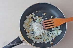 Низкокалорийная лазанья из кабачков с курицей: фото к шагу 6.