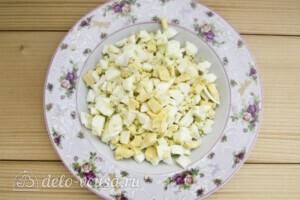 Низкокалорийная окрошка без картошки: фото к шагу 3