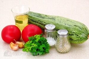 Рагу из овощей по-сербски в микроволновке: Ингредиенты