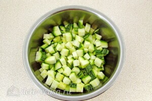 Рагу из овощей по-сербски в микроволновке: фото к шагу 1.