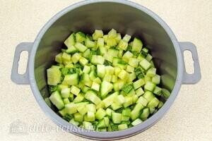 Рагу из овощей по-сербски в микроволновке: фото к шагу 6.