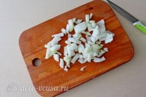 Суп-пюре из чечевицы с овощами: фото к шагу 1.