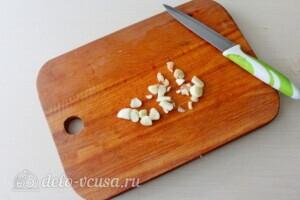 Суп-пюре из чечевицы с овощами: фото к шагу 4.