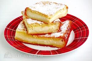 Умное пирожное: фото к шагу 15.