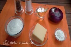 Жульен из белых грибов со сметаной: Ингредиенты