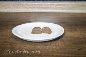 Домашние трюфели с ликером Бейлис: фото к шагу 10.