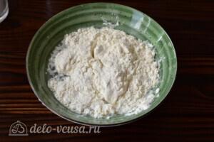 Лепешки Два ингредиента: фото к шагу 3.