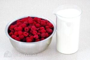 Малиновое варенье за зиму: Ингредиенты