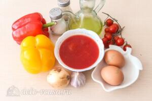Шакшука: завтрак по-израильски: Ингредиенты
