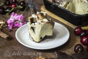 Синнабон с шоколадом и орехами: фото к шагу 14