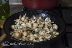 Спагетти с тунцом и грибами за 20 минут: фото к шагу 3.