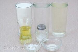 Блины на берёзовом соке без яиц: Ингредиенты