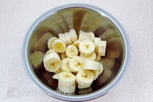 Домашний банановый ликер: фото к шагу 1.