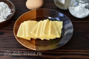 Кабачки с сыром в духовке за 20 минут: фото к шагу 1.