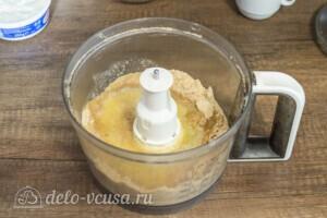 Муссовый торт с абрикосами: фото к шагу 1.