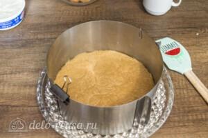 Муссовый торт с абрикосами: фото к шагу 2.