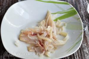 Суп с рыбными фрикадельками из минтая: фото к шагу 5.