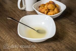 Творожный торт-суфле с абрикосами: фото к шагу 3