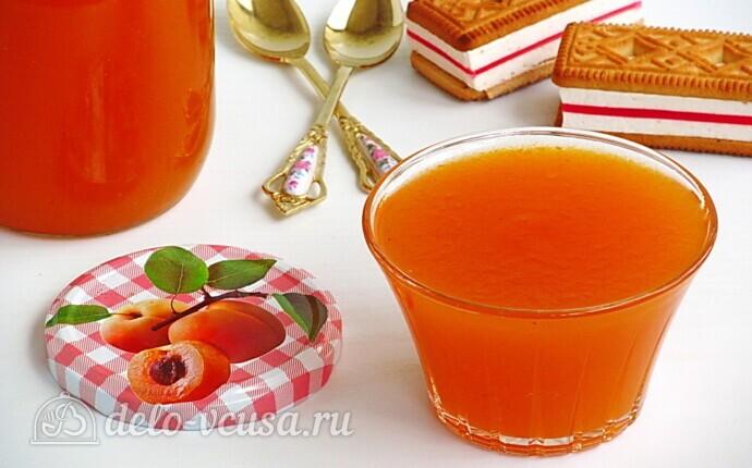 Яблочно-абрикосовое повидло на зиму