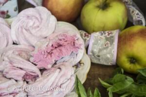 Зефир из черной смородины: фото к шагу 10