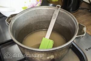 Зефир из черной смородины: фото к шагу 6