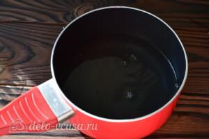 Капуста квашеная с медом за сутки: фото к шагу 4.