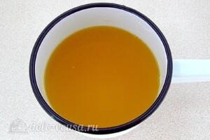 Лимонно-имбирное желе: фото к шагу 4.