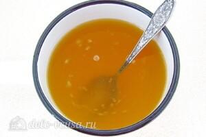 Лимонно-имбирное желе: фото к шагу 7.