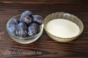 Мармелад из слив на зиму: Ингредиенты