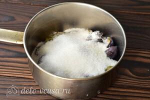 Мармелад из слив на зиму: фото к шагу 2.