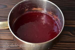 Мармелад из слив на зиму: фото к шагу 4.