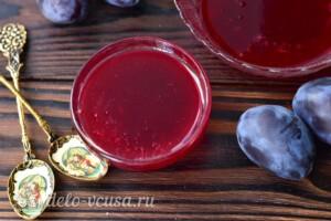 Мармелад из слив на зиму: фото к шагу 6.