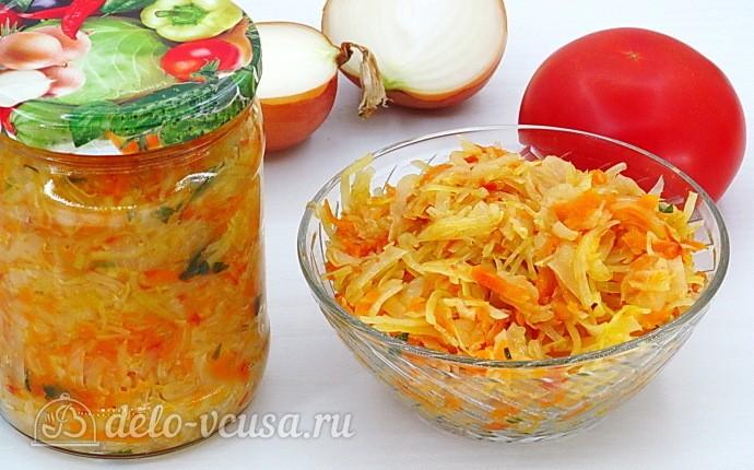 Овощная заправка для щей на зиму: фото блюда приготовленного по данному рецепту