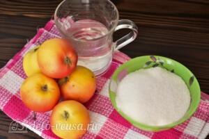Повидло из яблок через мясорубку: Ингредиенты