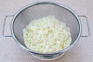 Рисовая запеканка для малышей: фото к шагу 2.