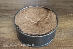 Шоколадно-кофейный бисквит: фото к шагу 4.