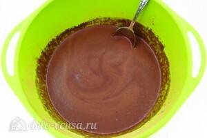 Домашний шоколадный щербет: фото к шагу 4.
